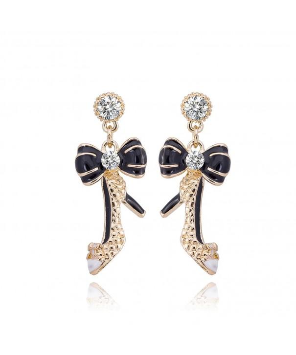 DongStar Fashion Austrian Princess Earrings