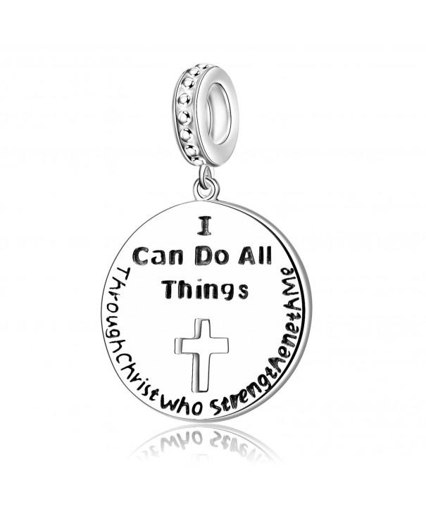 Strengthen Sterling Bracelet Religion Jewelry
