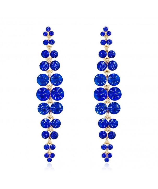 Wedding Elegant Jewelry Earrings Bridesmaid