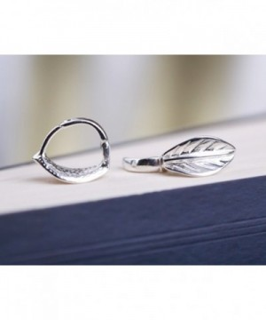 AIEDE New Sterling Silver Large Earring
