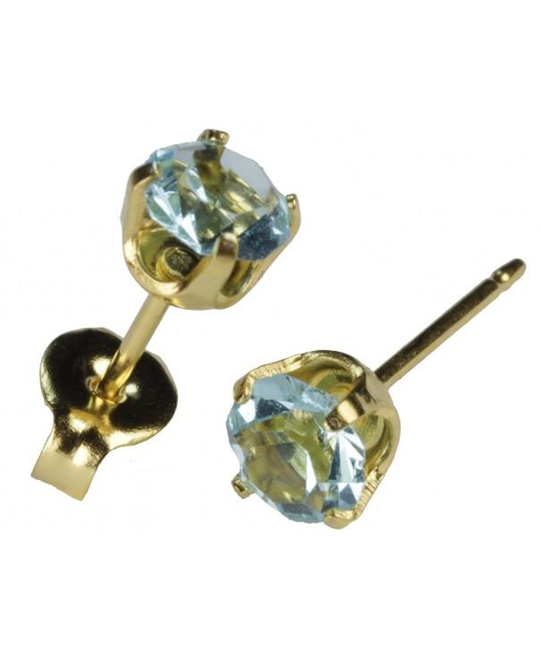 Studex Sensitive Regular Birthstone Earrings