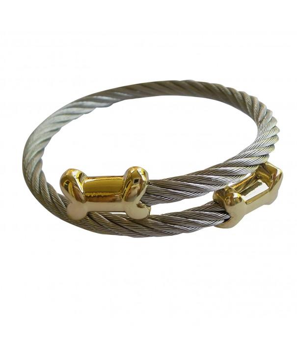 Dragonfly Spirit Designs Stainless Bracelet