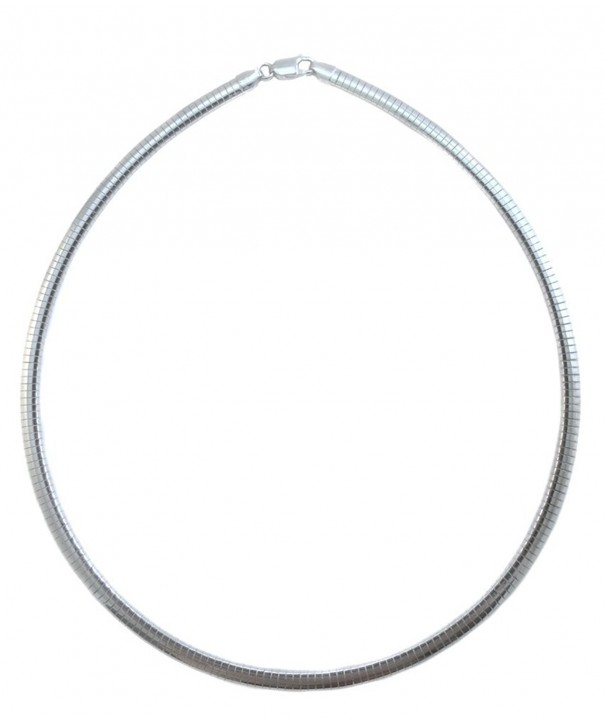 Necklace Italian Sterling Silver Chain