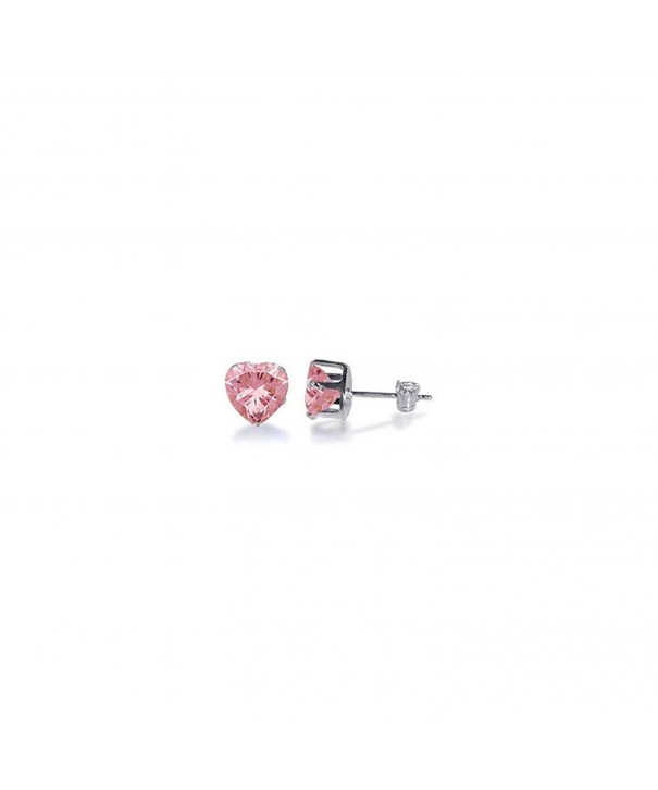 Gem Avenue Sterling Zirconia Earrings