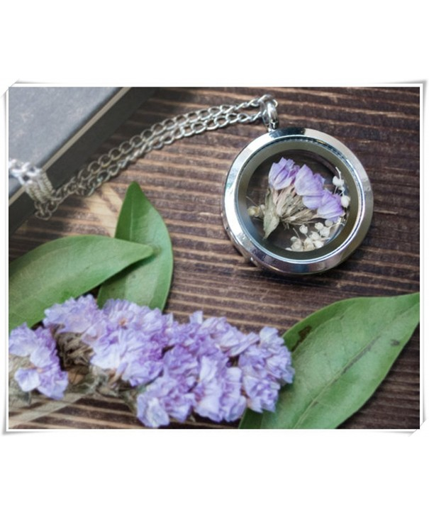Lavender statice sterling terrarium bridesmaid