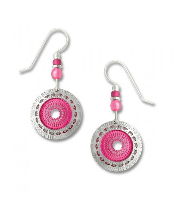 Adajio Sienna Filigree Earrings 7539