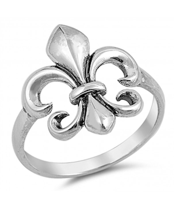 Fluer Cute Sterling Silver RNG15406 10