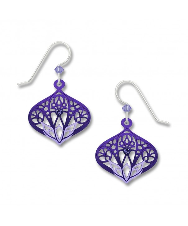 Adajio Moorish Filigree Earrings 7706