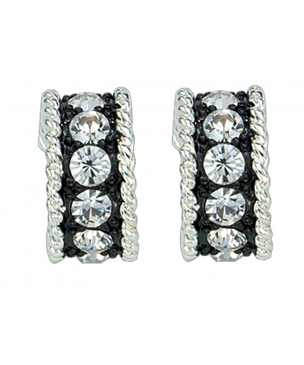 Montana Silversmiths Womens Crystal Earrings