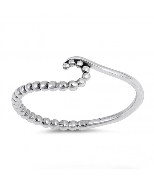 Ball Statement Sterling Silver RNG17515 9