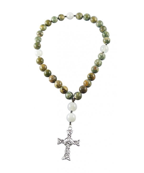 Anglican Rosary Beads Rainforest Instruction