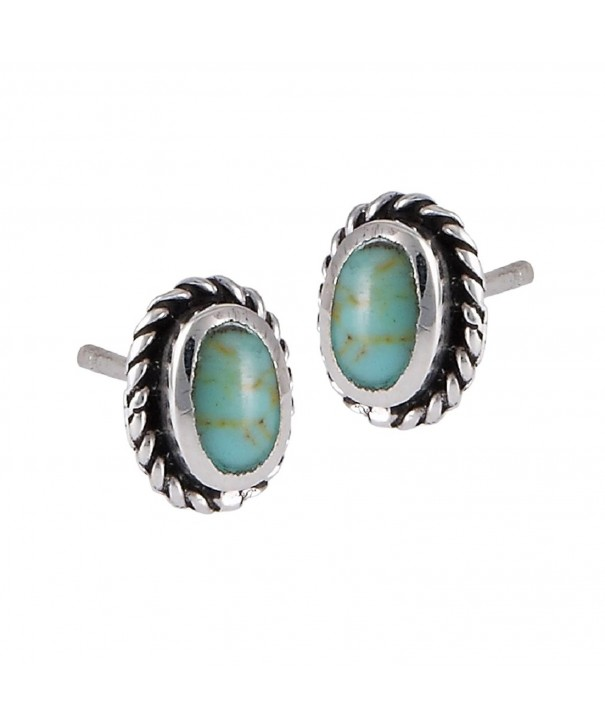925 Sterling Silver Veined Earrings
