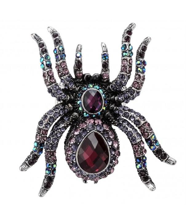 Szxc Jewelry Crystal Halloween Stretch