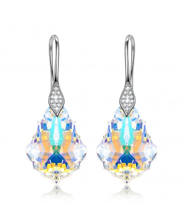 Earrings NINASUN Swarovski Anniversary Girlfriend