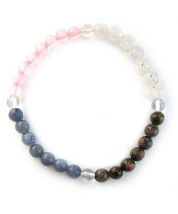 Gemstone Energy Meditation Bracelet PREGNANCY