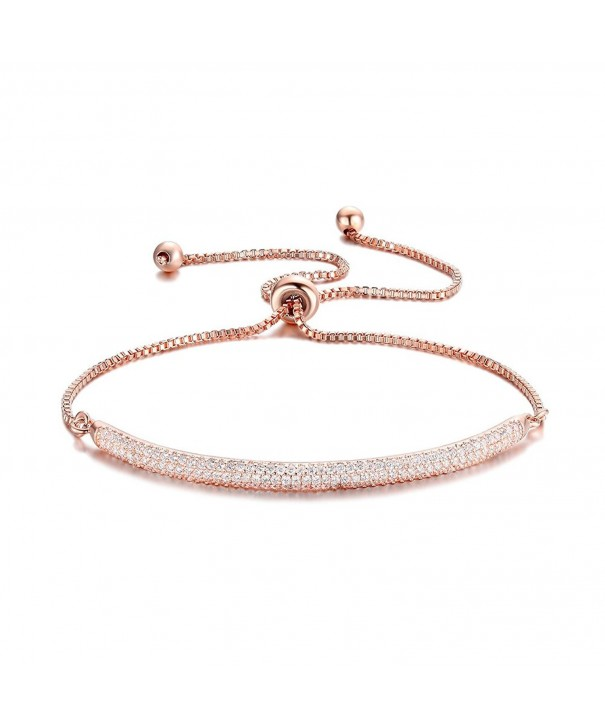 DIFINES Redbarry Plated Adjustable Bracelet