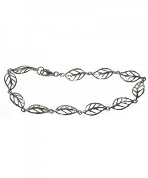 Contemporary Sterling Silver Women Bracelet