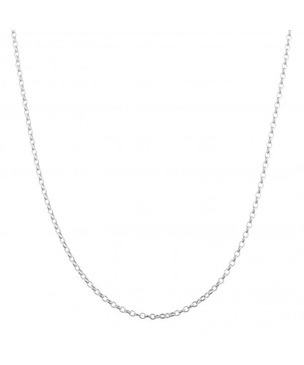Sterling Silver 2 1mm Belcher Chain