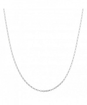 Sterling Silver 2 1mm Belcher Chain