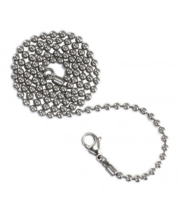 Stainless Steel 3 0mm Bead Chain