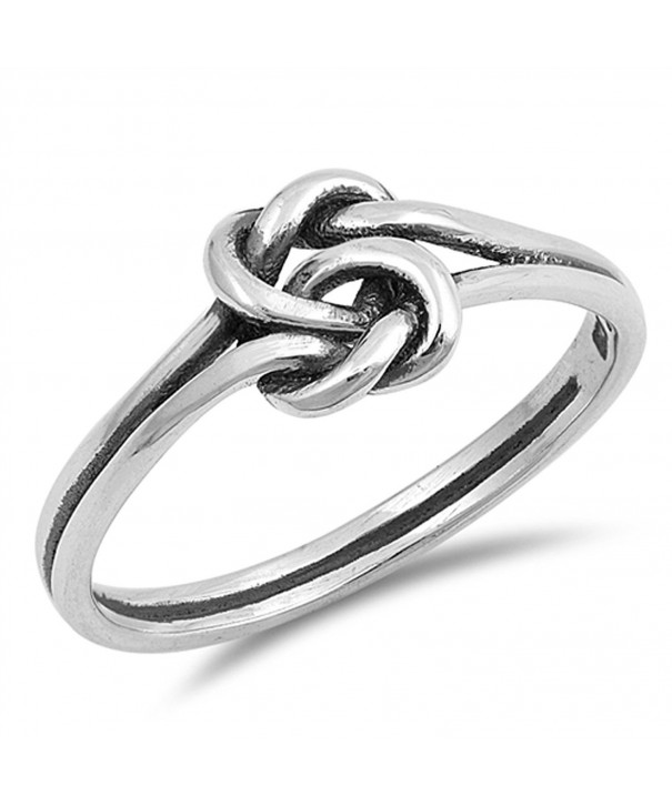 Celtic Criss Cross Sterling Silver