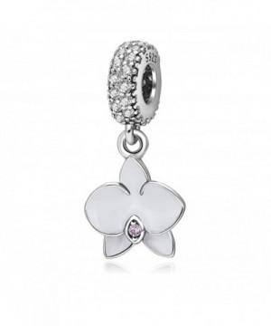 Sterling Silver European Bracelet Dangling