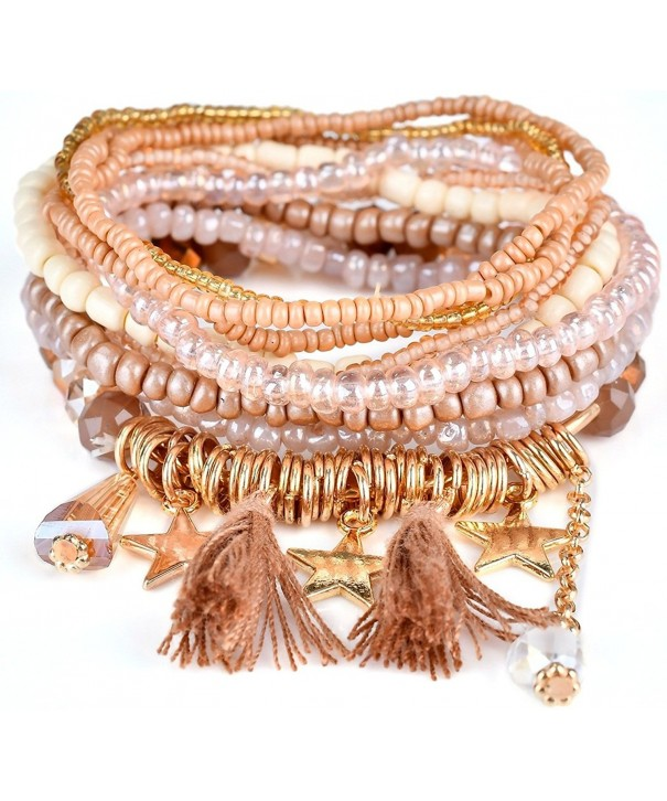 Akvode Bohemian Bracelets Multicolor bracelets