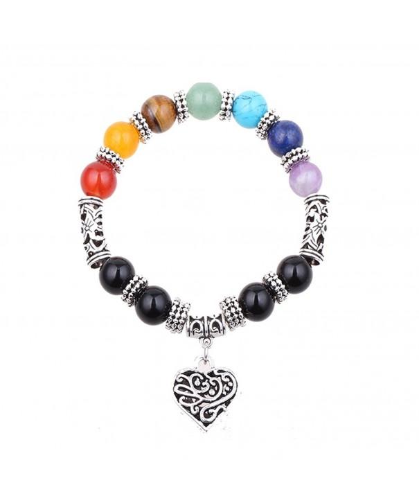 QSKS Colorful Healing Bracelet Bracelets
