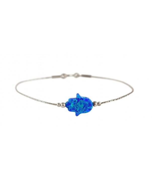 Bracelet Created Judaica Kabbalah Sterling