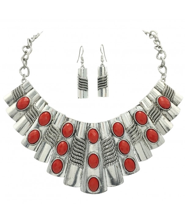Abstract Statement Boutique Necklace Assorted