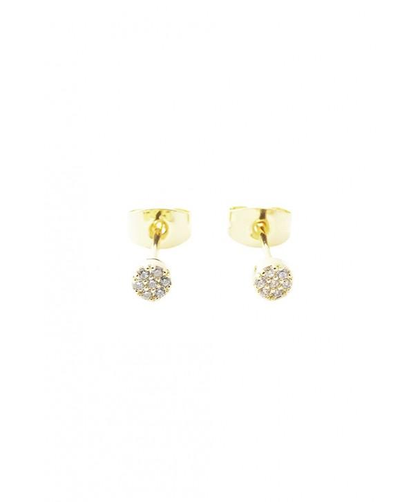 HONEYCAT Crystal Earrings Minimalist Delicate