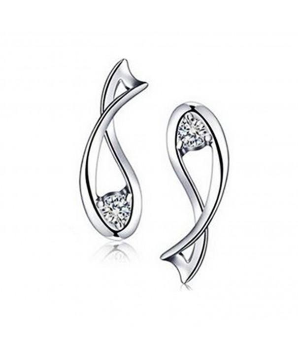 Sephla Plated Horoscope Earrings Pisces
