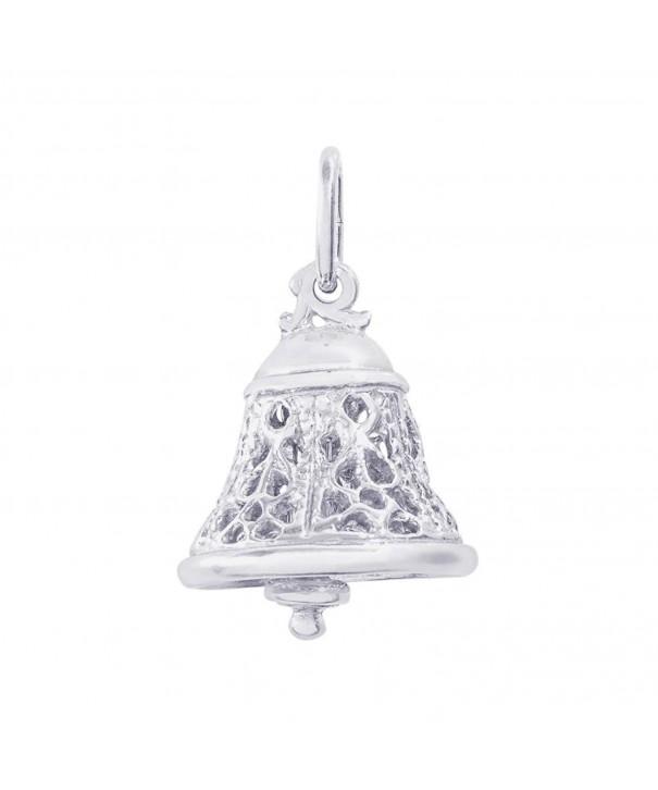 Rembrandt Sterling Silver Filigree Charm