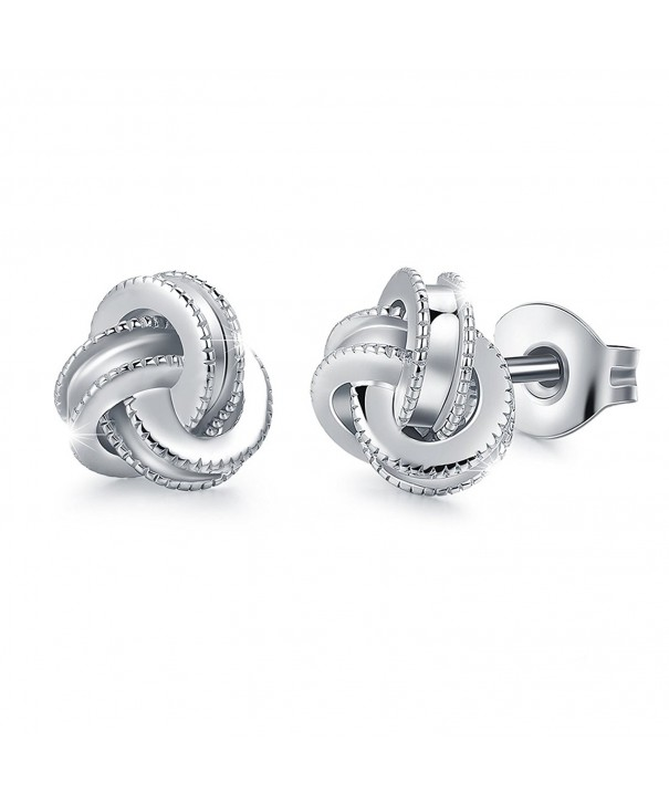 Sterling Earring Hypoallergenic Jewelry Sensitive