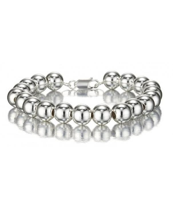 Designer Inspired POLISHED Sterling Bracelet