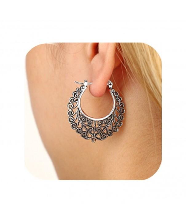 Cyntan Vintage Earrings Jewelry Antique