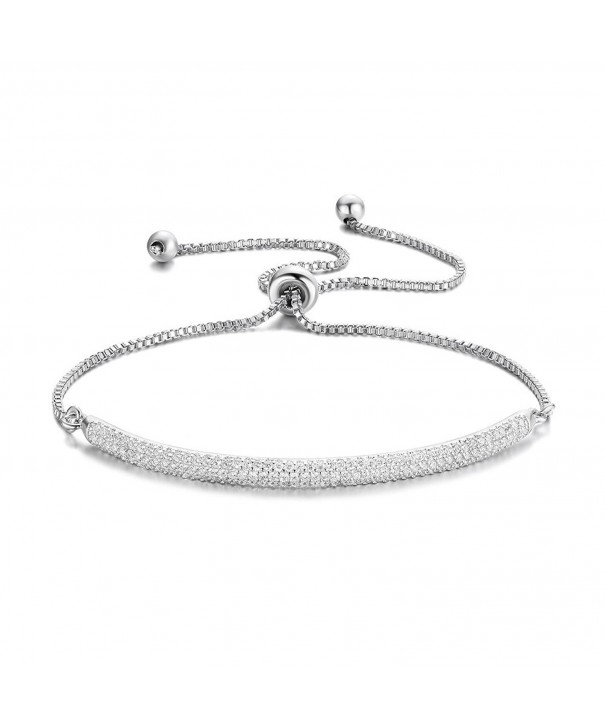 DIFINES Redbarry Plated Adjustable Bracelet