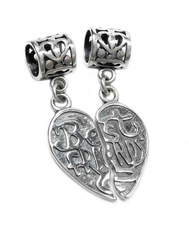 Sterling Silver Forever Together European