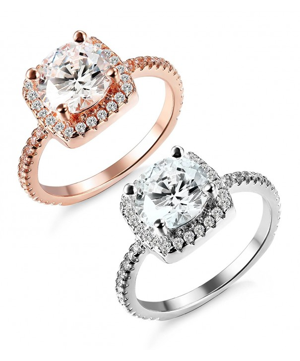 Jstyle Wedding Engagement Rings Promise