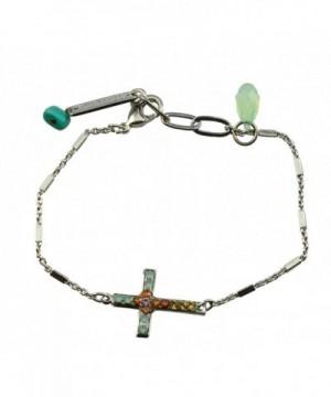 Mariana Favorite Crystal Sideways Bracelet
