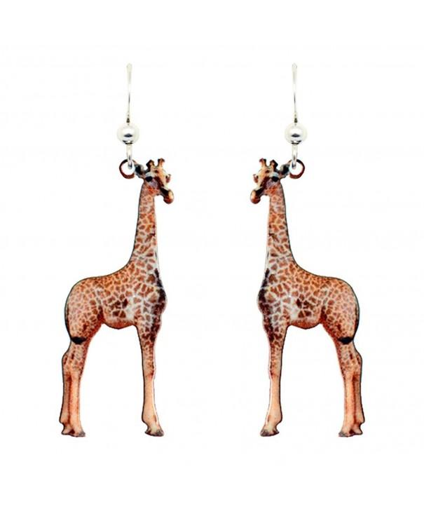 dears Giraffe Earrings 1530