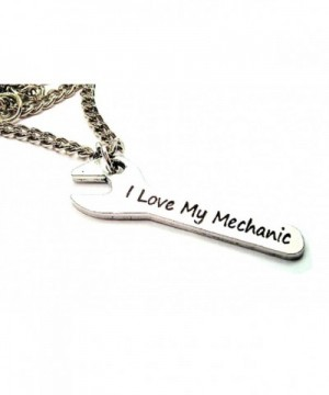 ChubbyChicoCharms Mechanic Wrench Single Necklace