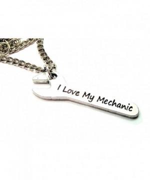 ChubbyChicoCharms Mechanic Wrench Single Necklace
