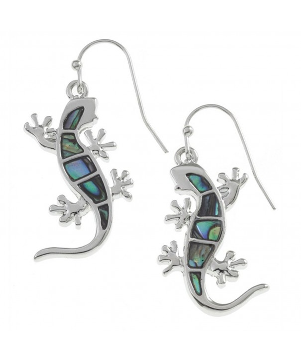 Liavys Gecko Lizard Fashionable Earrings
