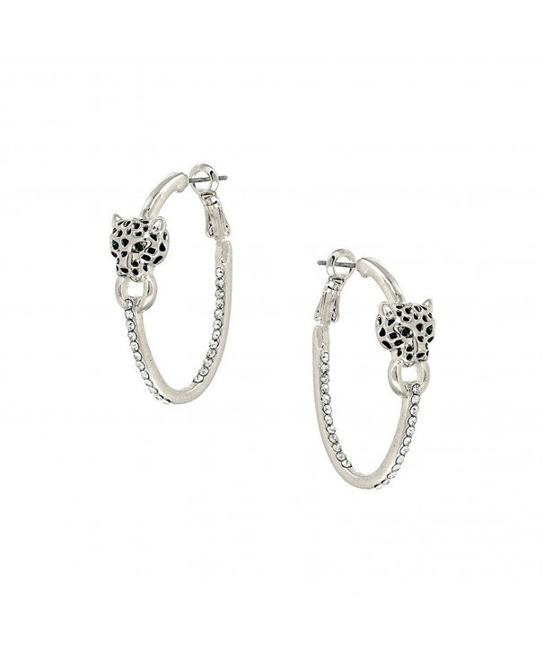 Liavys Leopard Fashionable Earrings Sparkling