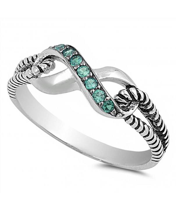 Arrival Simulated Emerald Infinity Sterling