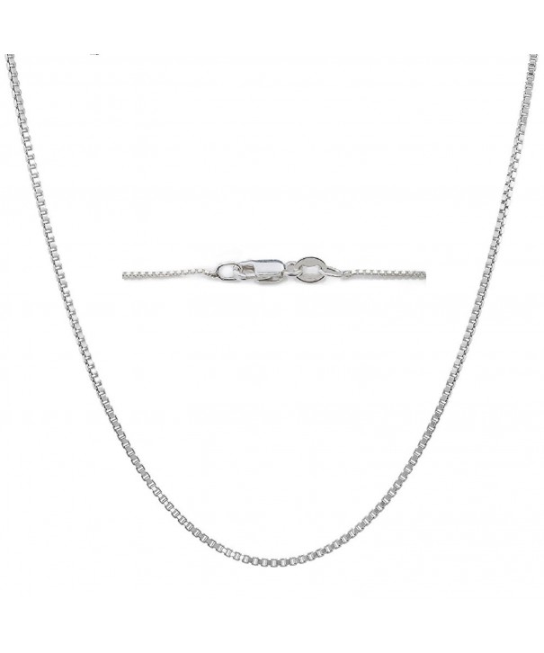 Sterling Silver Nickel Necklace Inches