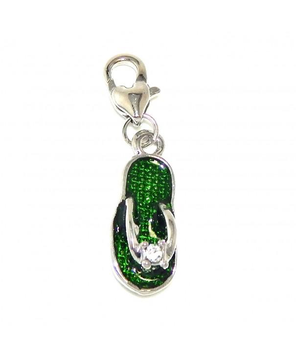 Pro Jewelry Dangling Sandal Bracelet