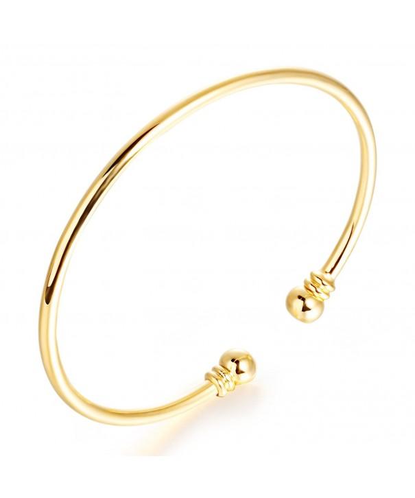 Stainless Steel Style Bracelet Bangle