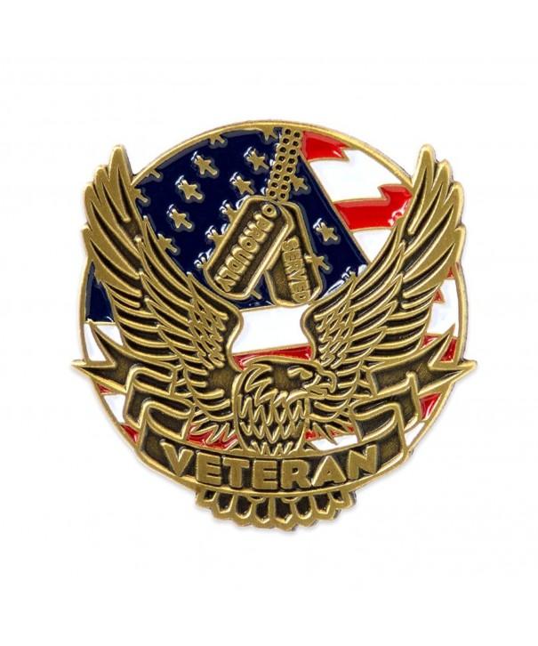 PinMarts Proudly Served Veteran Patriotic